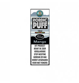 Nordic Puff Silver - Mango