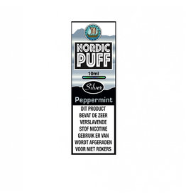 Nordic Puff Silver - Peppermint