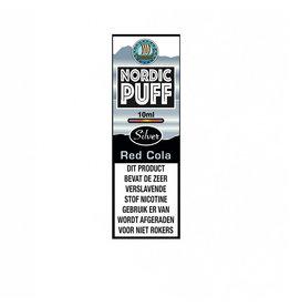 Nordic Puff Silver - Rote Cola