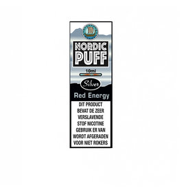 Nordic Puff Silver - Energy Bull