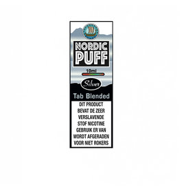 Nordic Puff Silver - Tab Blended