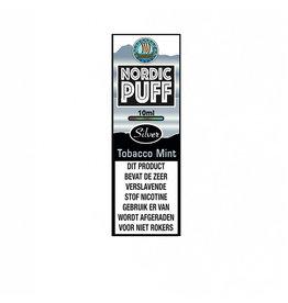Nordic Puff Silver - Tobacco Mint