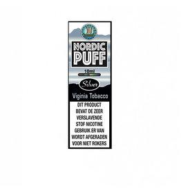 Nordic Puff Silver - Virginia Tobacco
