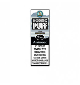 Nordic Puff Silver - Aniseed