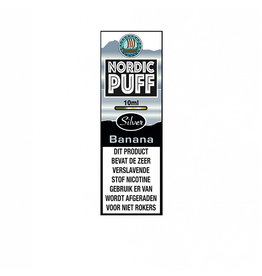 Nordic Puff Silver - Banane