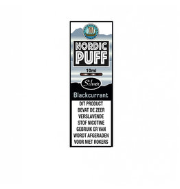 Nordic Puff Silver - Blackcurrant