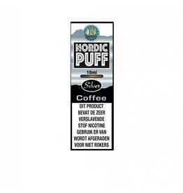 Nordic Puff Silver - Coffee