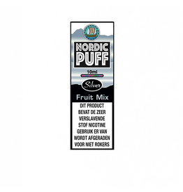 Nordic Puff Silver - Fruit Mix