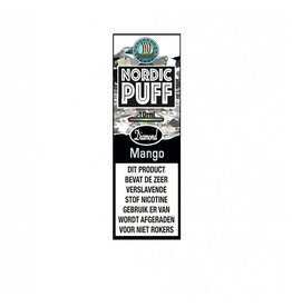 Nordic Puff Diamond - Mango