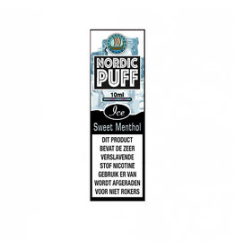Nordic Puff Ice - Sweet Menthol