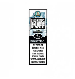 Nordic Puff Ice - Menthol