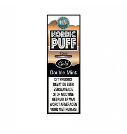 Nordic Puff Gold - Double Mint