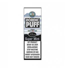 Nordic Puff Silver - Super Mint