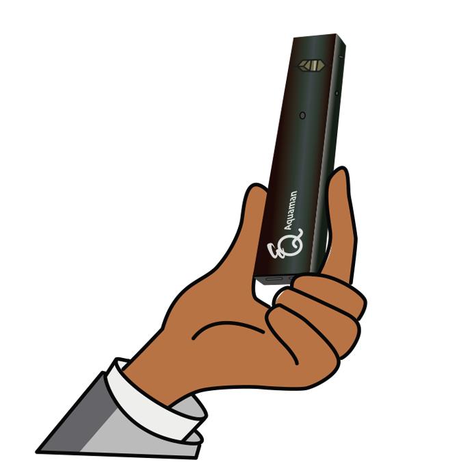 POD e-cigarettes