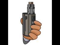 Squonk E-Zigaretten Marken