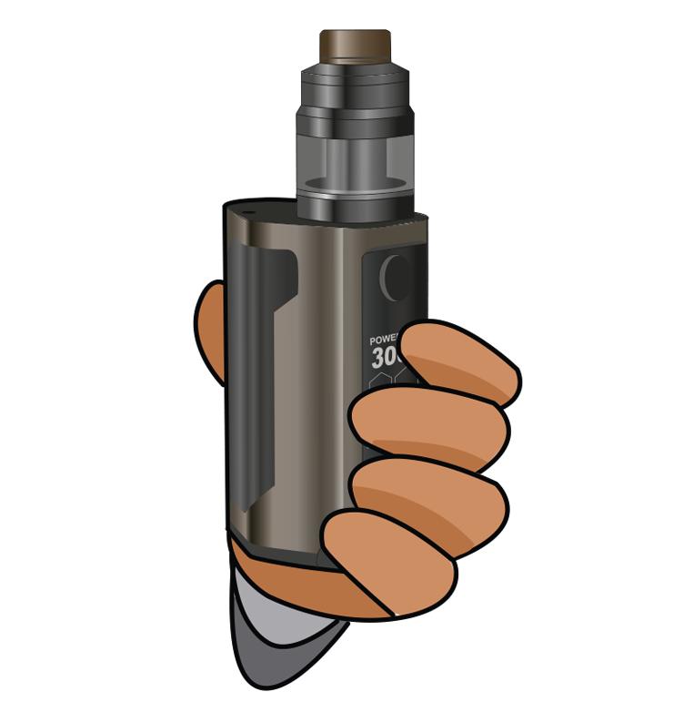 Squonk E-sigaretten Merken