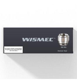 Wismec WM RBA coils