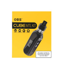 OBS Cube MTL 80W Kit - 3000mAh