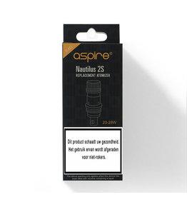 Aspire Nautilus 2S Coils - 5pcs