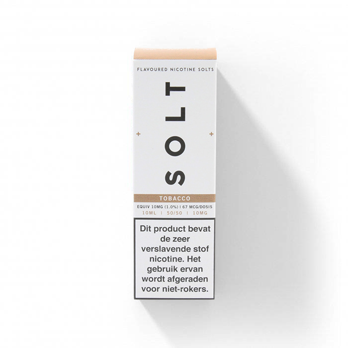 Solt - Tobacco (Nic Salt)