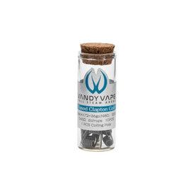 Vandy Vape Superfine MTL geschmolzene Clapton-Spulen (10 Stück)