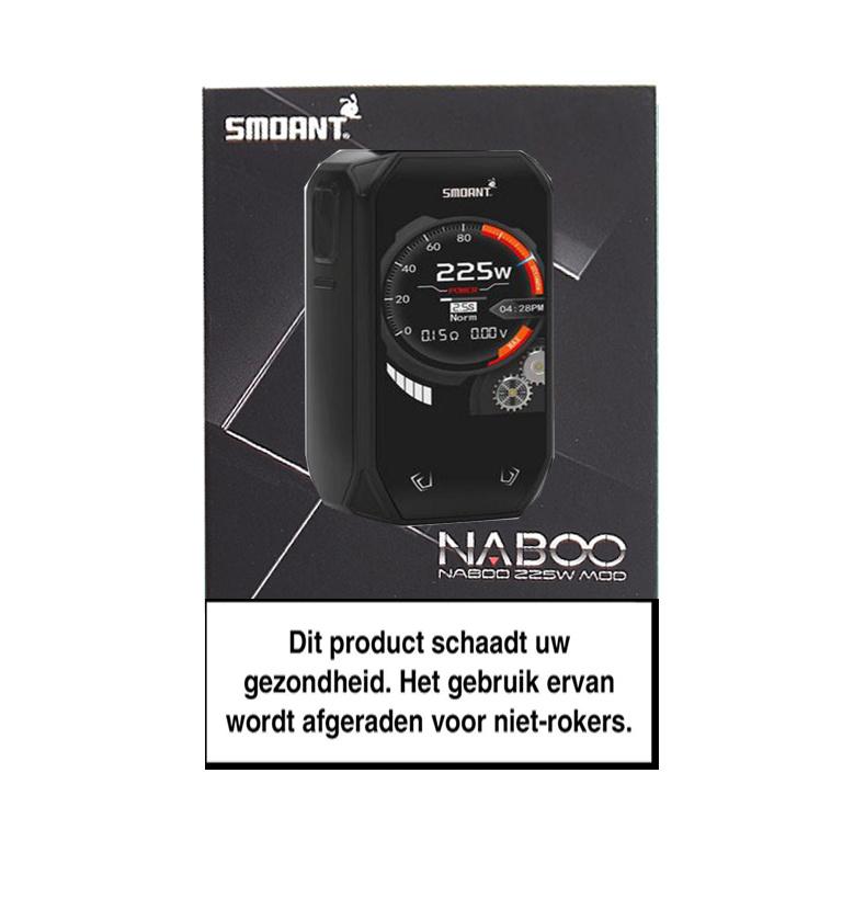 Smoant Naboo TC Box Mod -225W