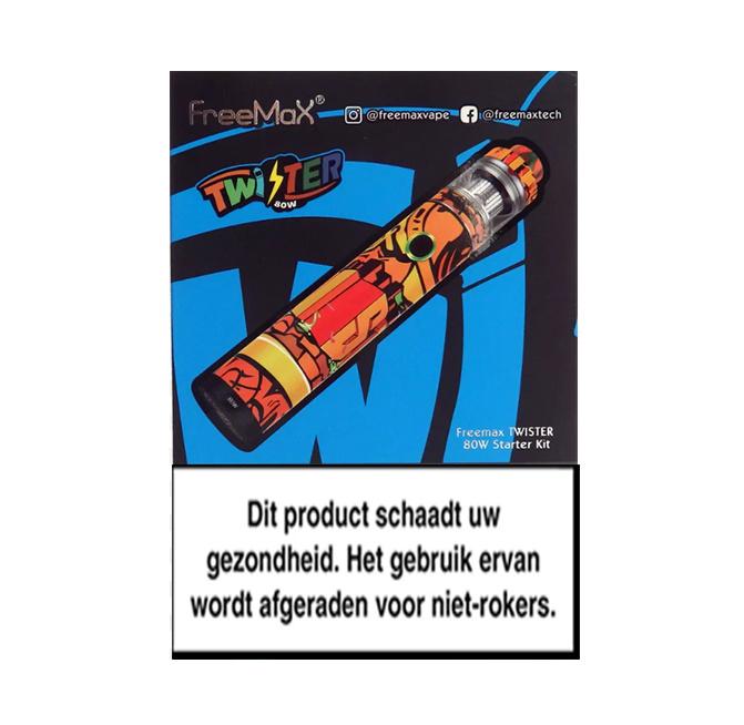 Freemax Twister Starterset - 80W