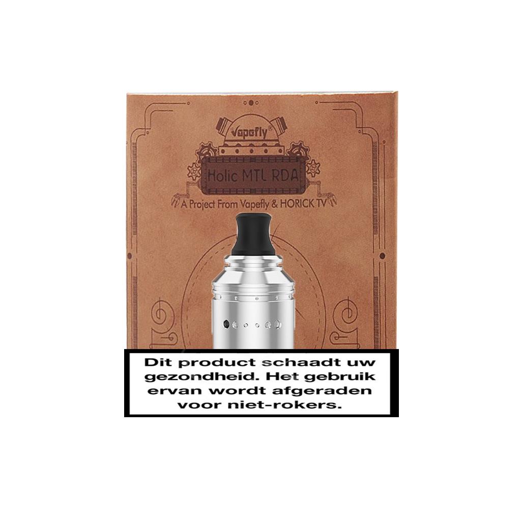 Vapefly Holic MTL RDA Clearomizer