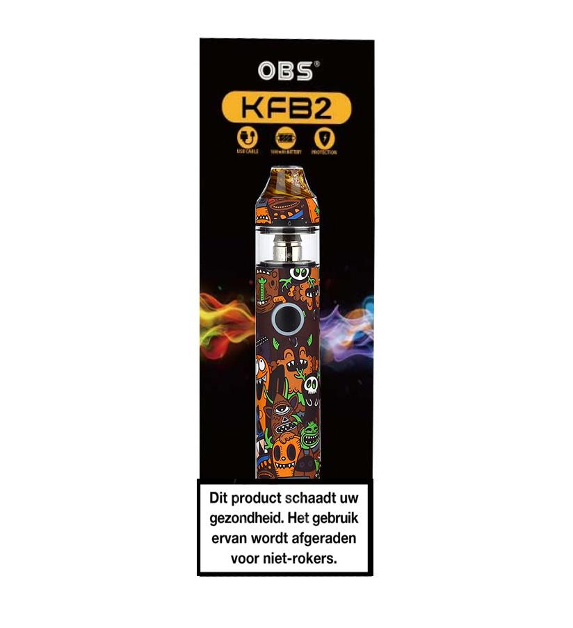OBS KFB2 AIO Starterkit - 1500mAh