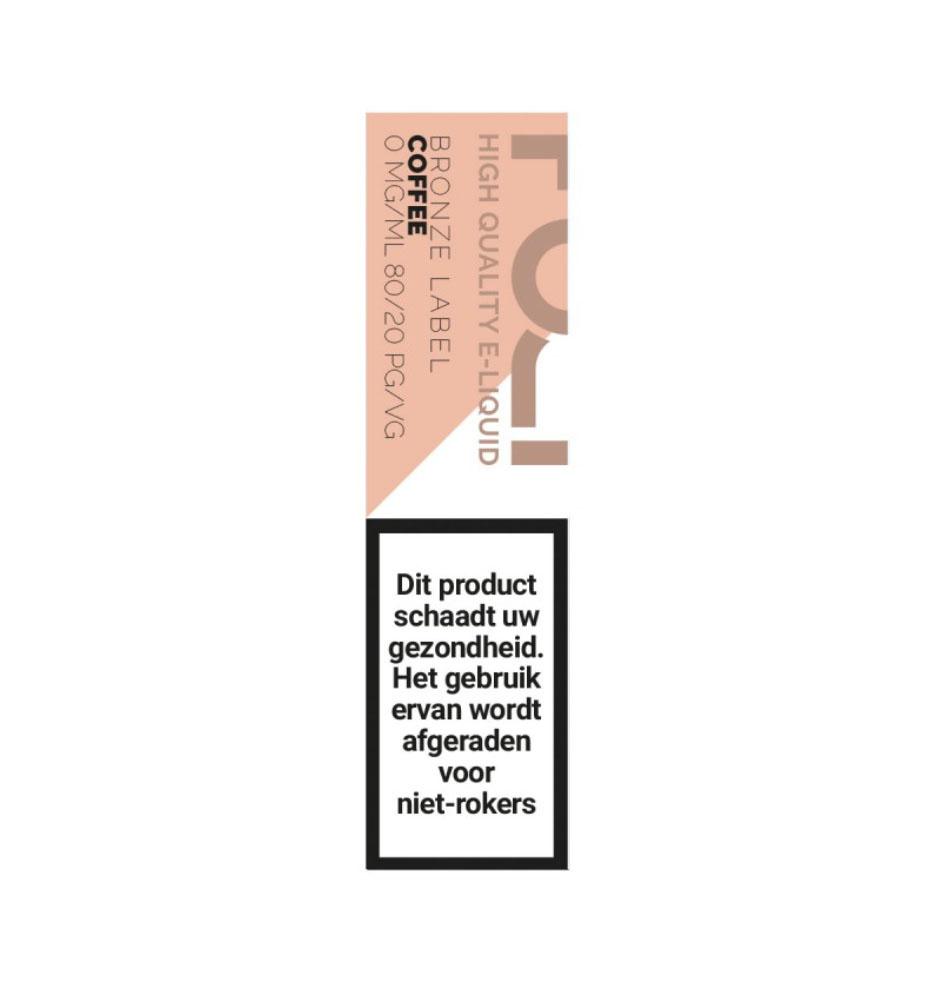 Fuci Bronze Label - Coffee
