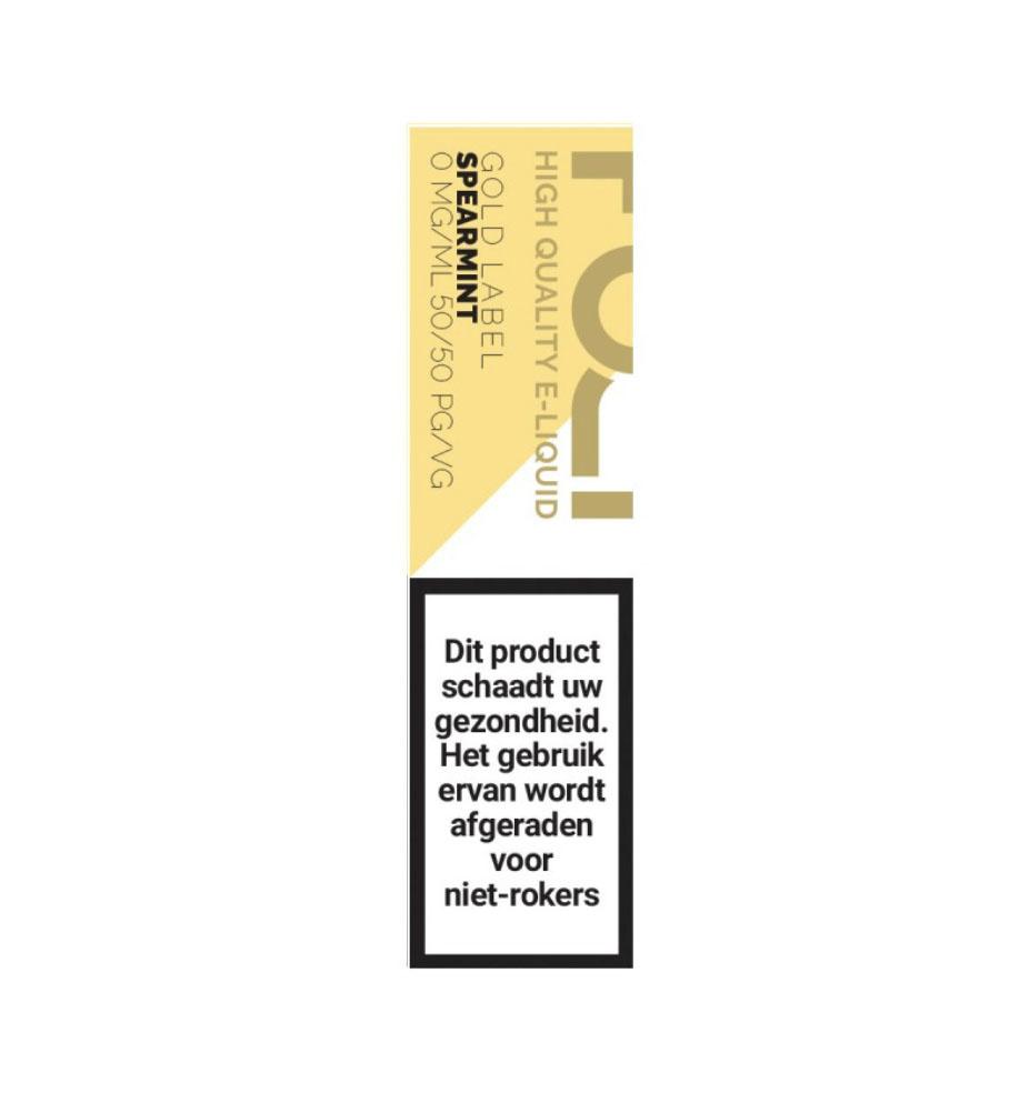 Fuci Gold Label - Spearmint