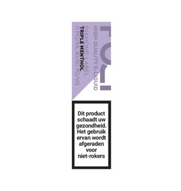 Fuci Diamond Label - Dreifaches Menthol