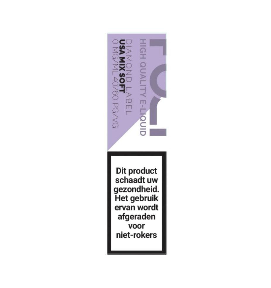 Fuci Diamond Label - Usa Mix Soft