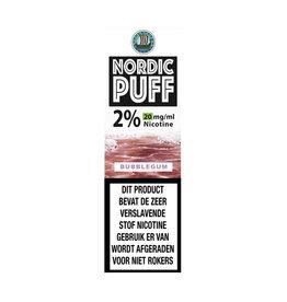 Nordic Puff Nic Salze - Bubblegum