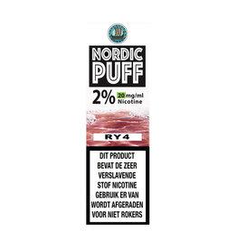 Nordic Puff Nic Salze - RY4