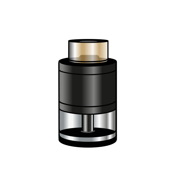 "RDTA ""DIY dripper coil with tank and pump"""