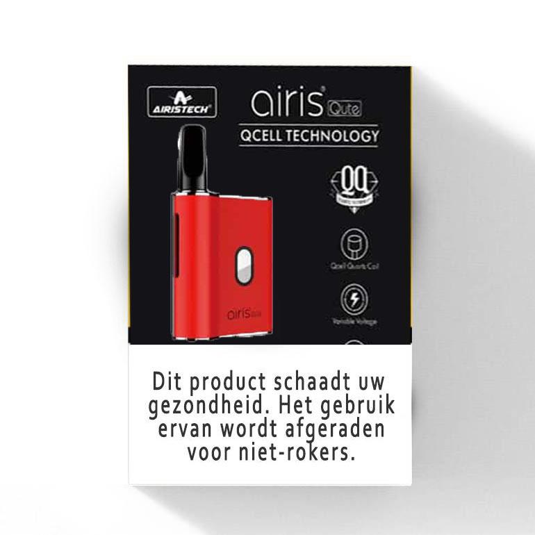 Airistech Airis Qute Dry Wax Vaporizer Kit