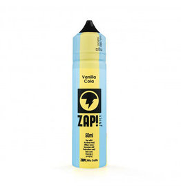 ZAP! Saft - Vanille Cola 50ml