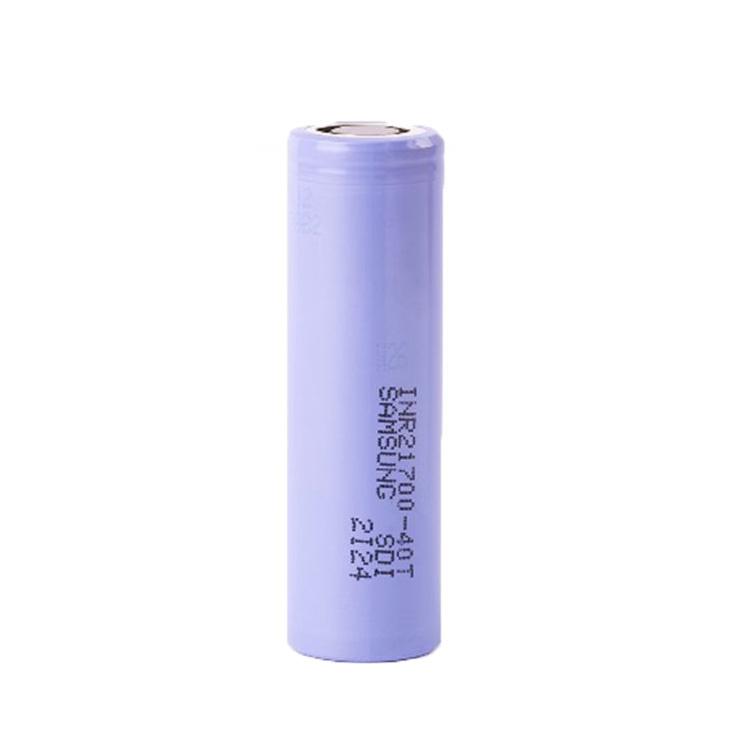 Samsung INR 40T 21700  batterij - 1pc