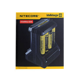 Nitecore Intellicharger i8 oplader