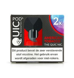 Quic Pods - American Tobacco