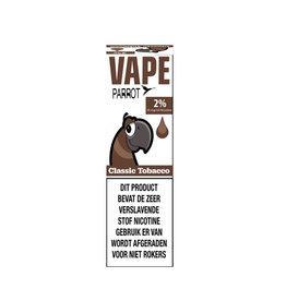 Papagei Vape - Klassischer Tabak (Nic Salt) - 2%