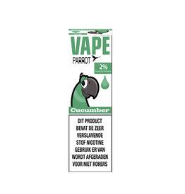 Papagei Vape - Gurke (Nic Salt) - 2%