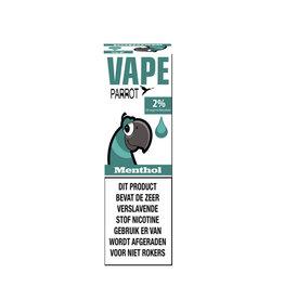Papagei Vape - Menthol (Nic Salz) - 2%