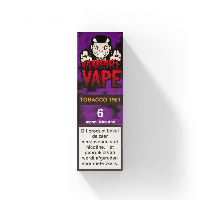 Vampire Vape - Tobacco 1961