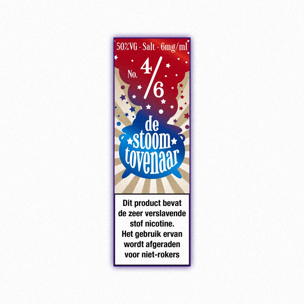 Stoomtovenaar - Power Drink (Nic Salt)