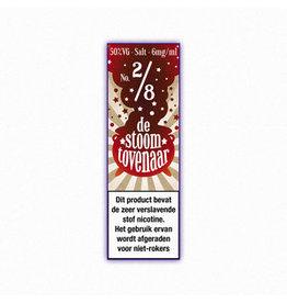 Stoomtovenaar - Cola Amerikaanse Stijl (Nic Salt)