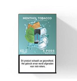 Kilo 1K - Menthol Tobacco Pods 4pcs