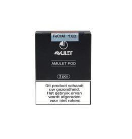 Uwell Amulett Pod 1,6 Ohm - 2 Stck