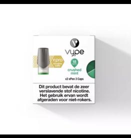 Vype - vPRO ePen 3 Pod - Crushed Mint - 2 Stück